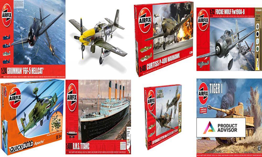 Best Airfix Models