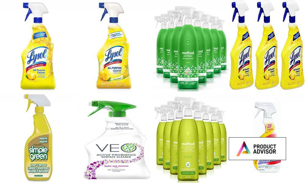 Best All Purpose Cleaner Sprays