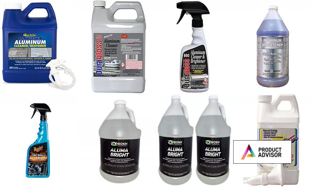 Best Aluminum Cleaners