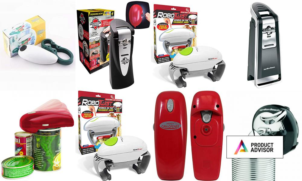 Best As Seen On Tv Automatic Can Openers