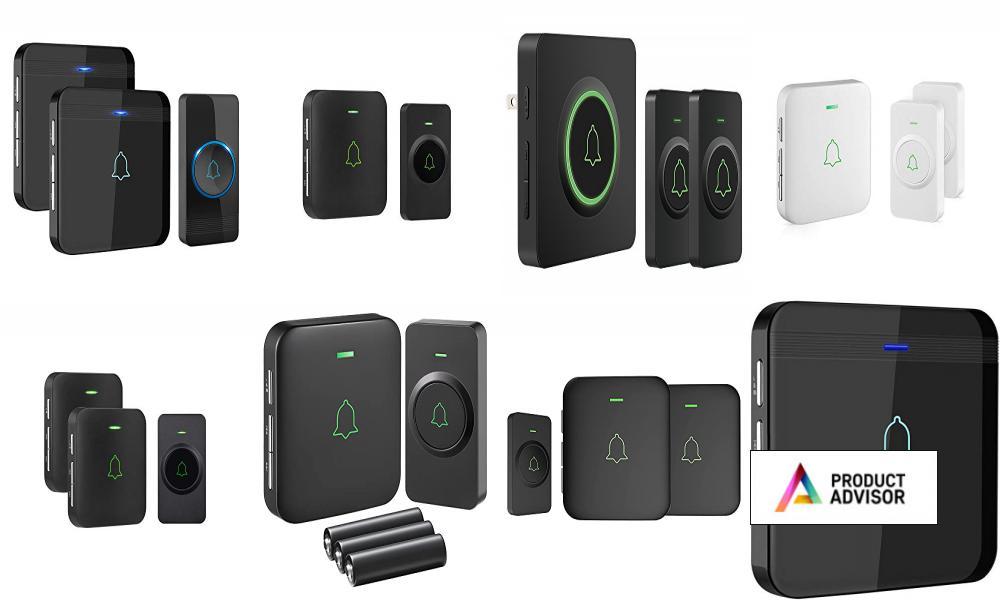 Best Avantek Wireless Doorbells