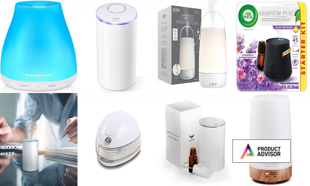 Best Battery Operated Oil Diffuser