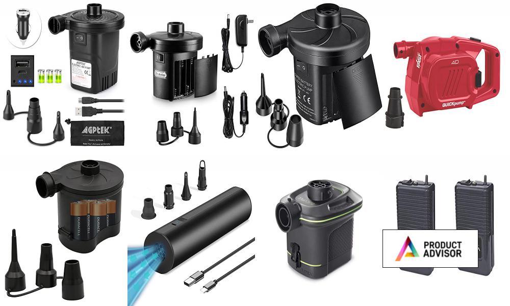 Best Battery Powered Air Pumps