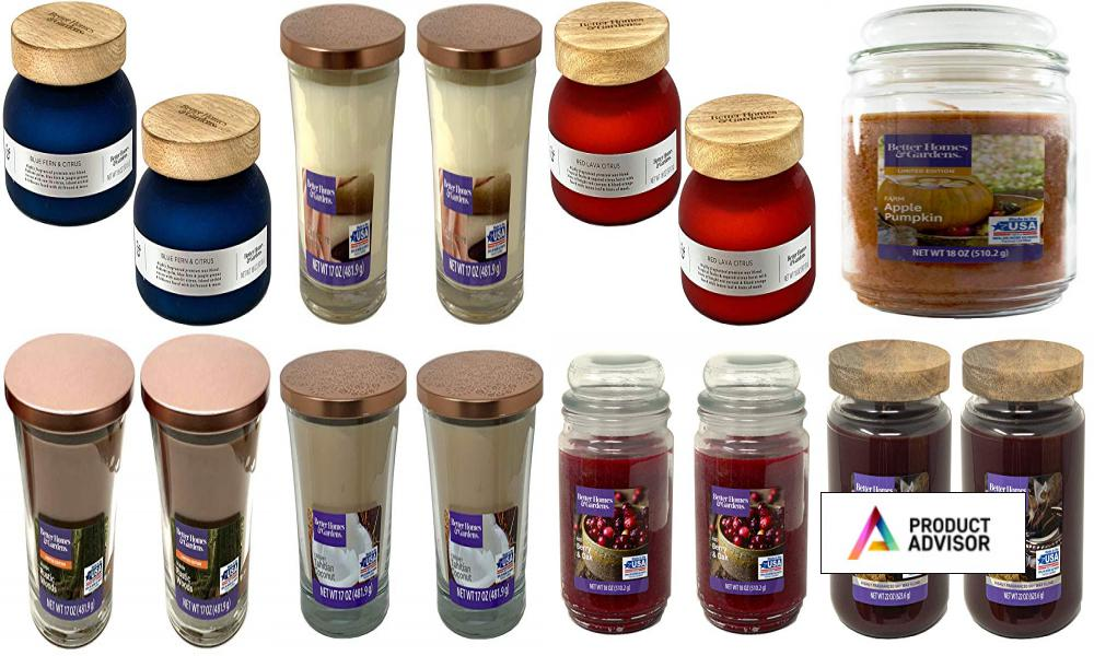Best Better Homes And Gardens Candles
