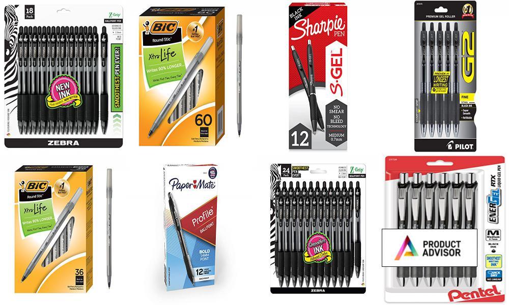 Best Black Ink Pens