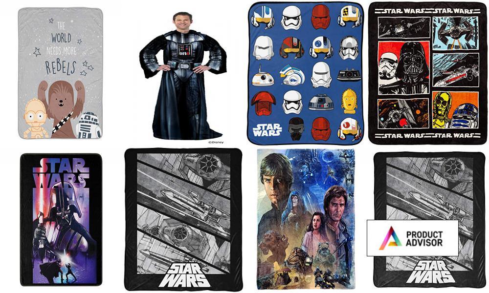 Best Blanket Star Wars Blankets