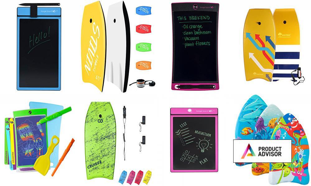 Best Boogie Boards For Kids