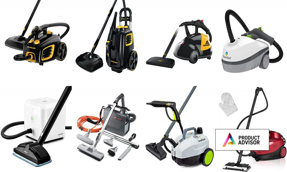 Best Canister Steam Cleaners
