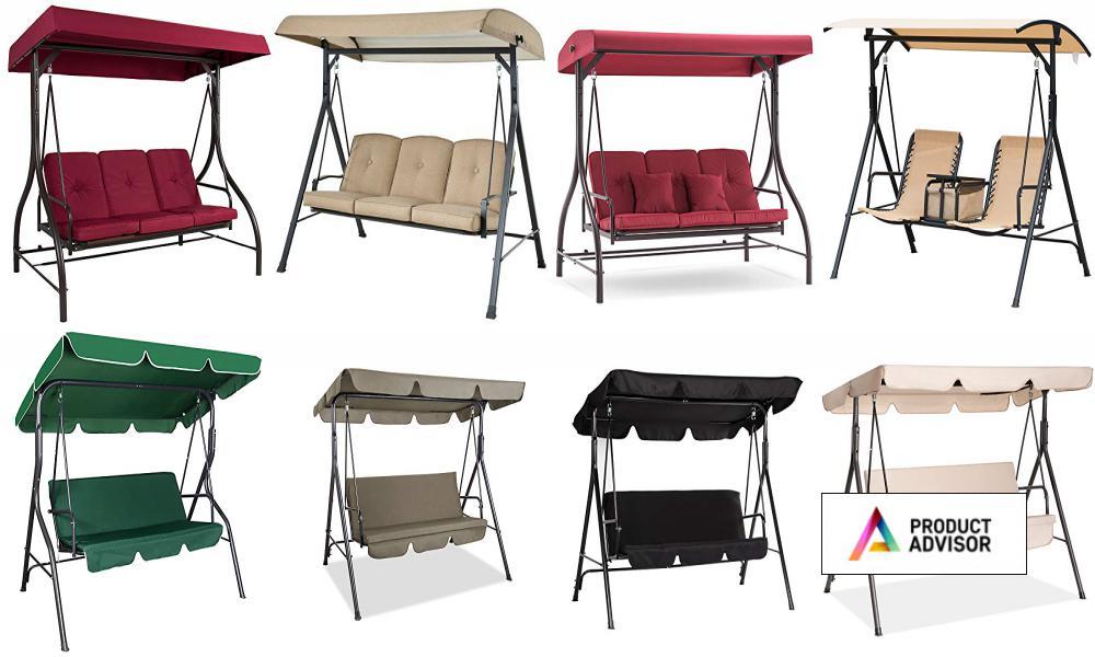 Best Canopy Porch Swings