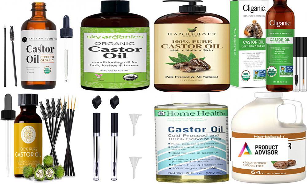 Best Castor Oils