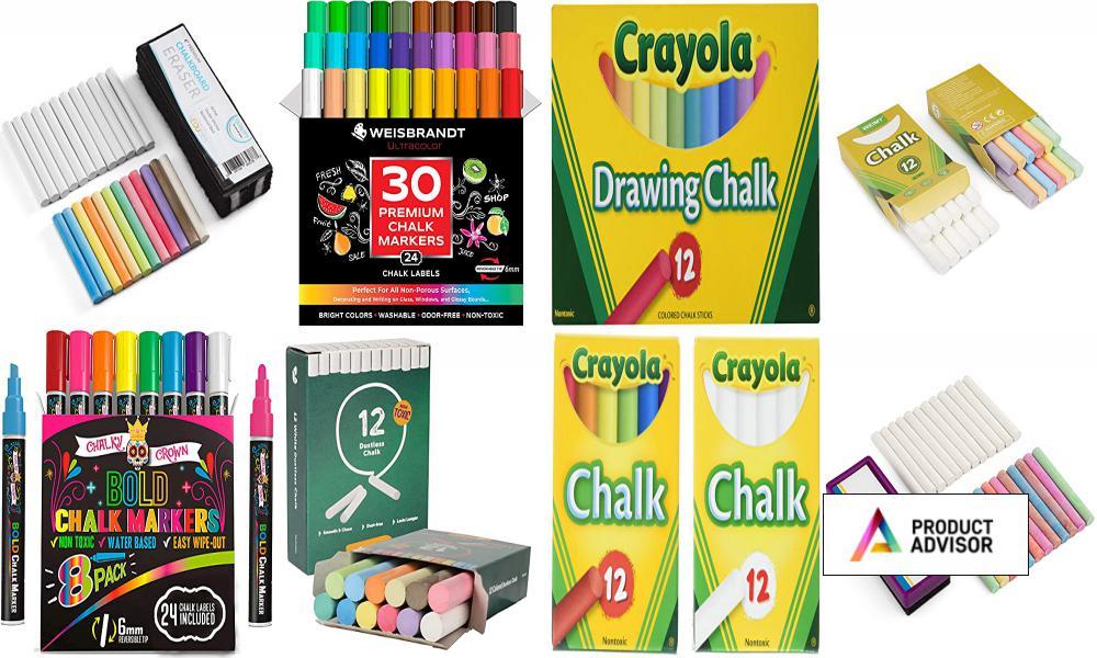 Best Chalk For Chalkboards