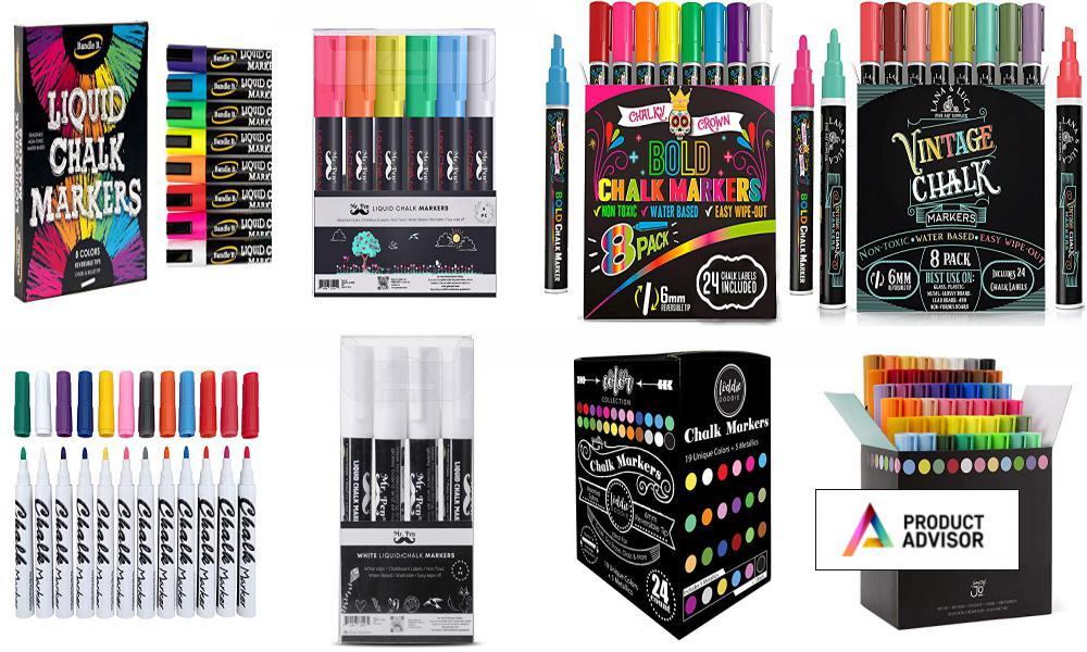 Best Chalk Markers