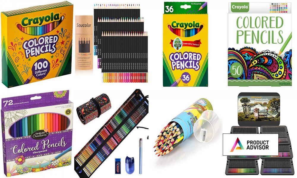 Best Coloring Pencils