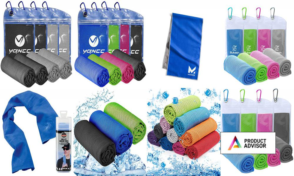 Best Cooling Towels