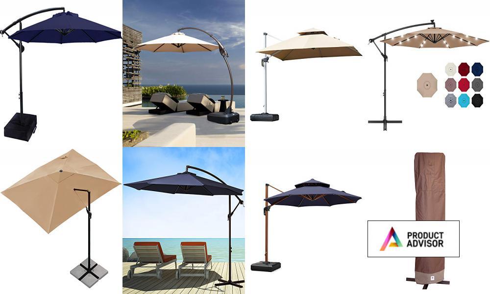 Best Costco Cantilever Umbrella