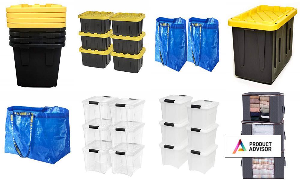 Best Costco Storage Totes