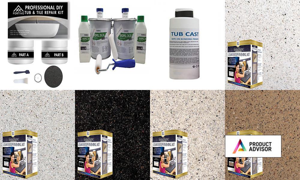 Best Countertop Refinishing Kits