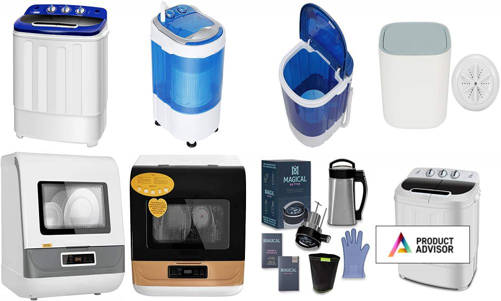 Best Countertop Washing Machines