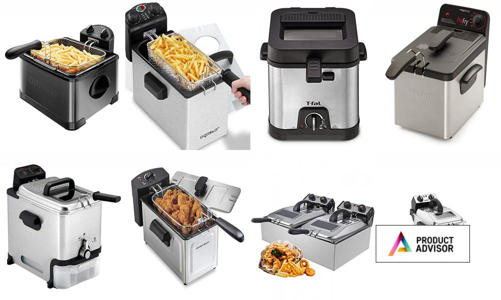 Best Deep Fryer With Removable Oil Container
