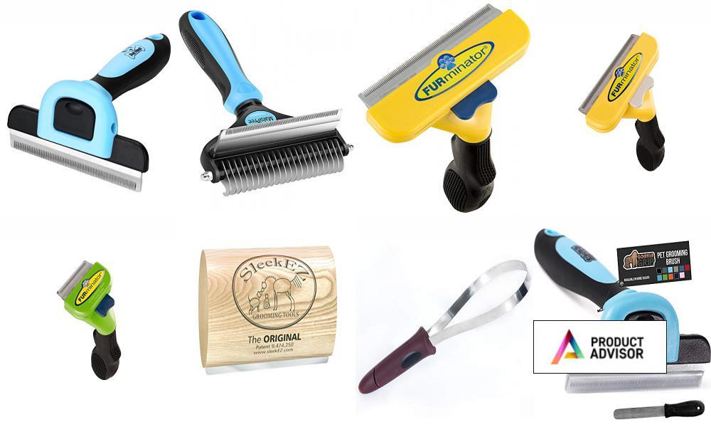 Best Deshedding Tools