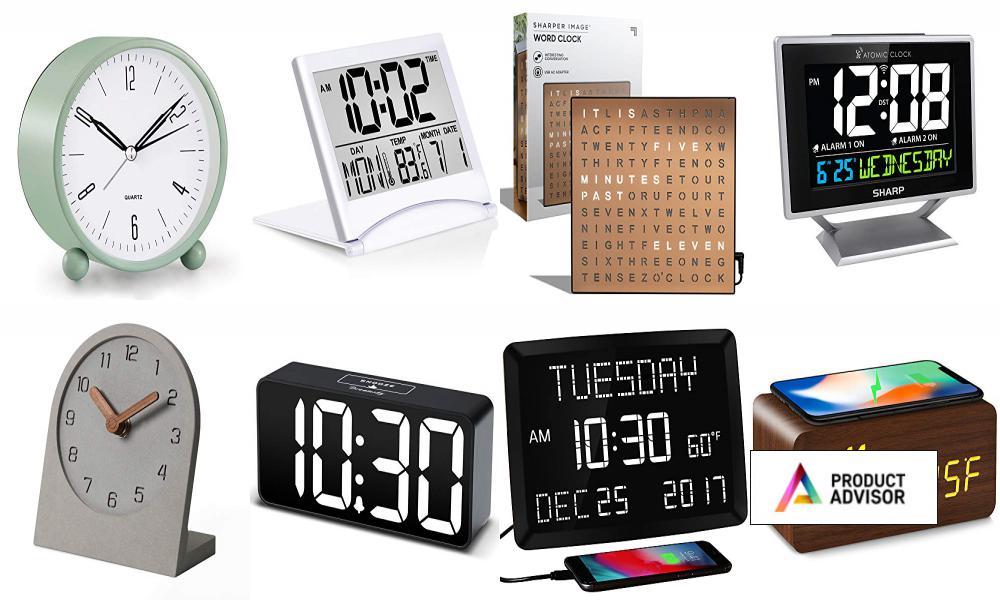 Best Desk Clocks