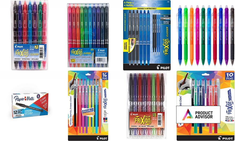 Best Erasable Pens