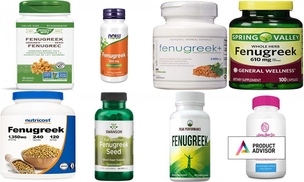 Best Fenugreek Pills