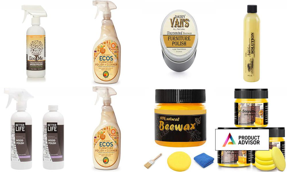Best Furniture Polish With Naturals
