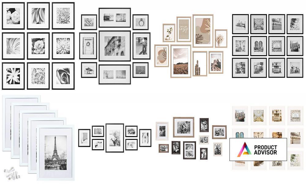 Best Gallery Wall Frames