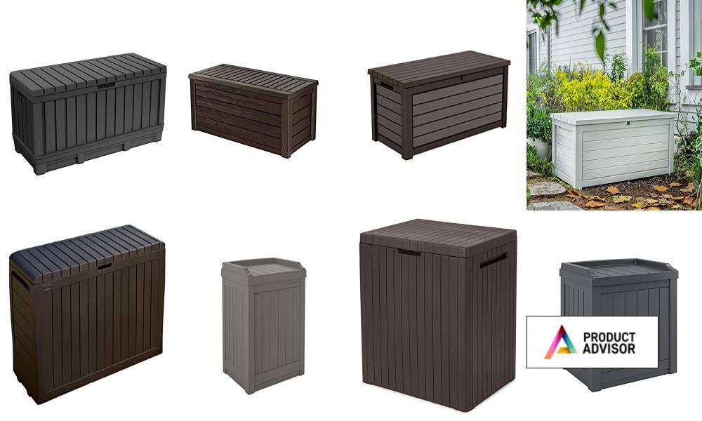 Best Garden Storage Box