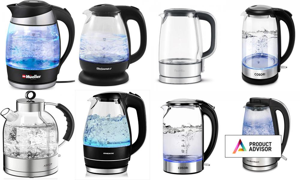 Best Glass Electric Kettles