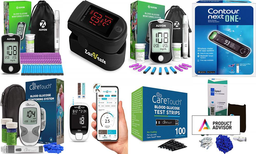 Best Glucometer Without Strip