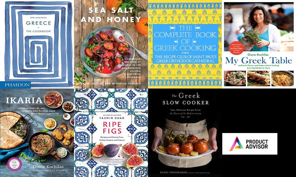 Best Greek Cookbooks