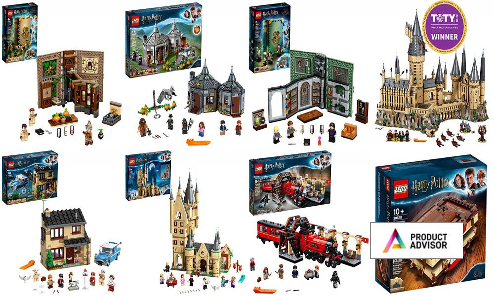 Best Harry Potter Lego