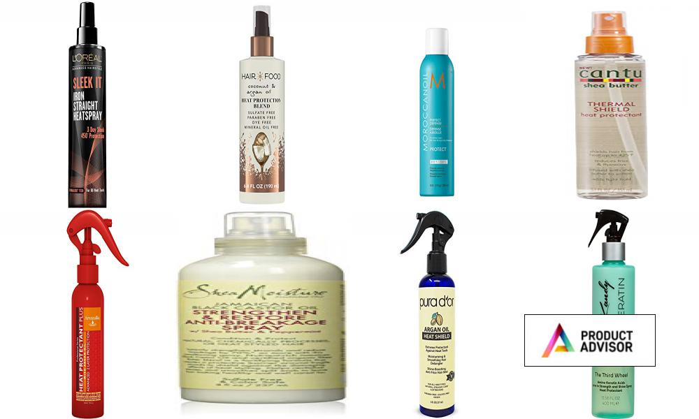 Best Heat Protectant Sprays