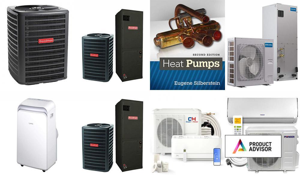 Best Heat Pumps