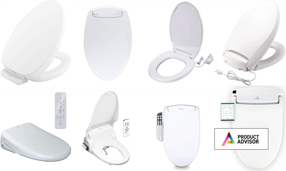 Best Heated Toilet Seat Battery Operated