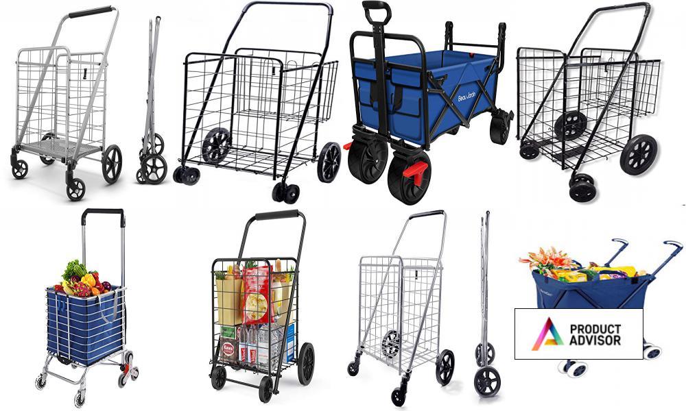 Best Heavy Duty Shopping Carts