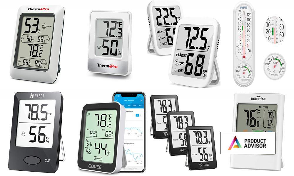 Best Indoor Thermometers