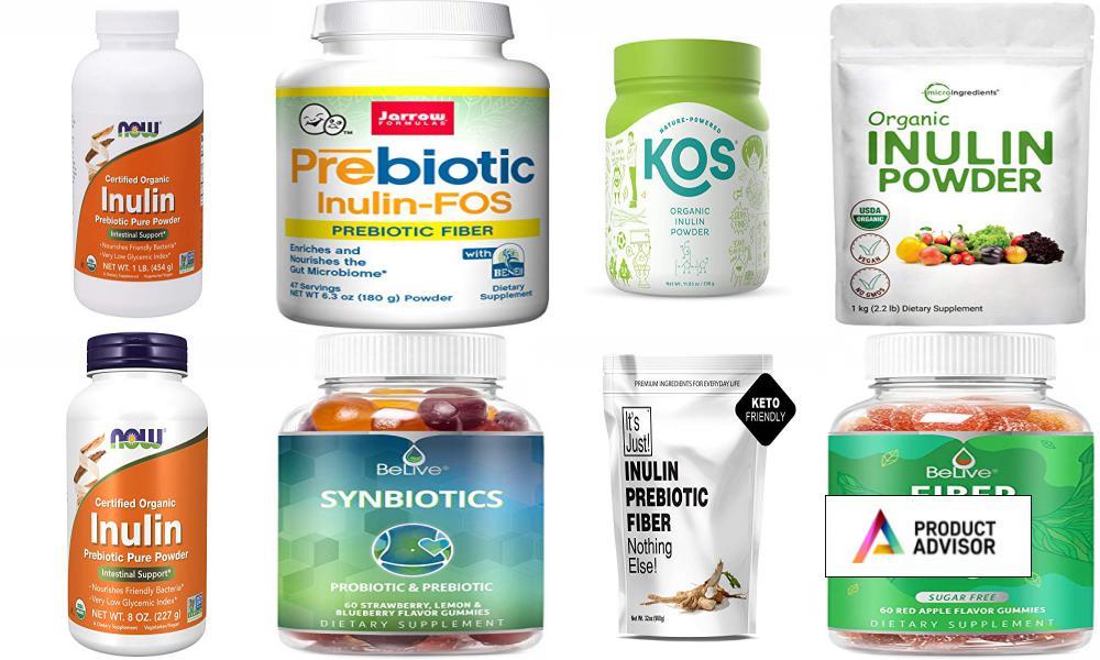 Best Inulin Prebiotics
