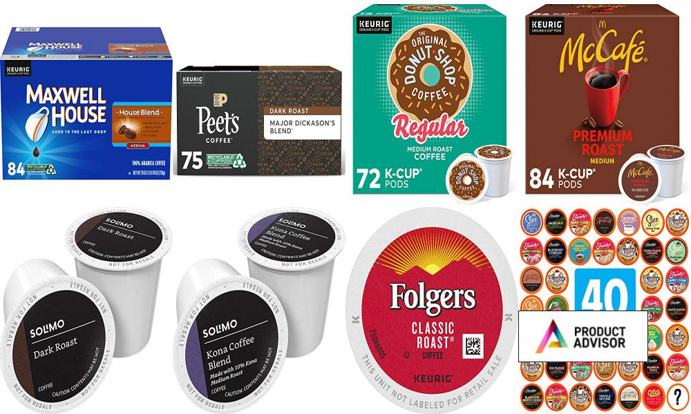 Best K Cup Coffee Pods