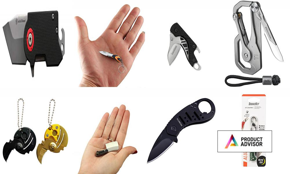 Best Keychain Knives