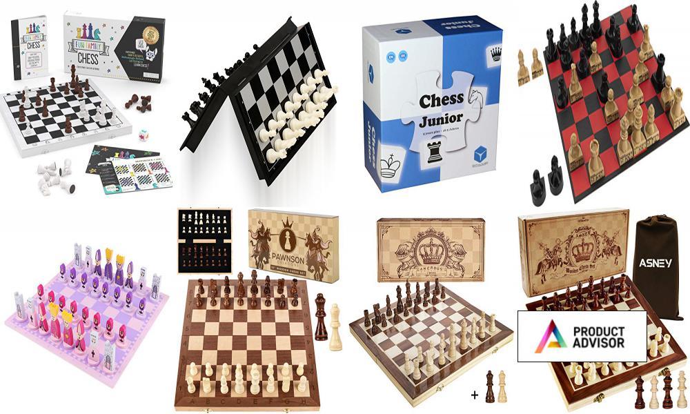 Best Kids Chess Set