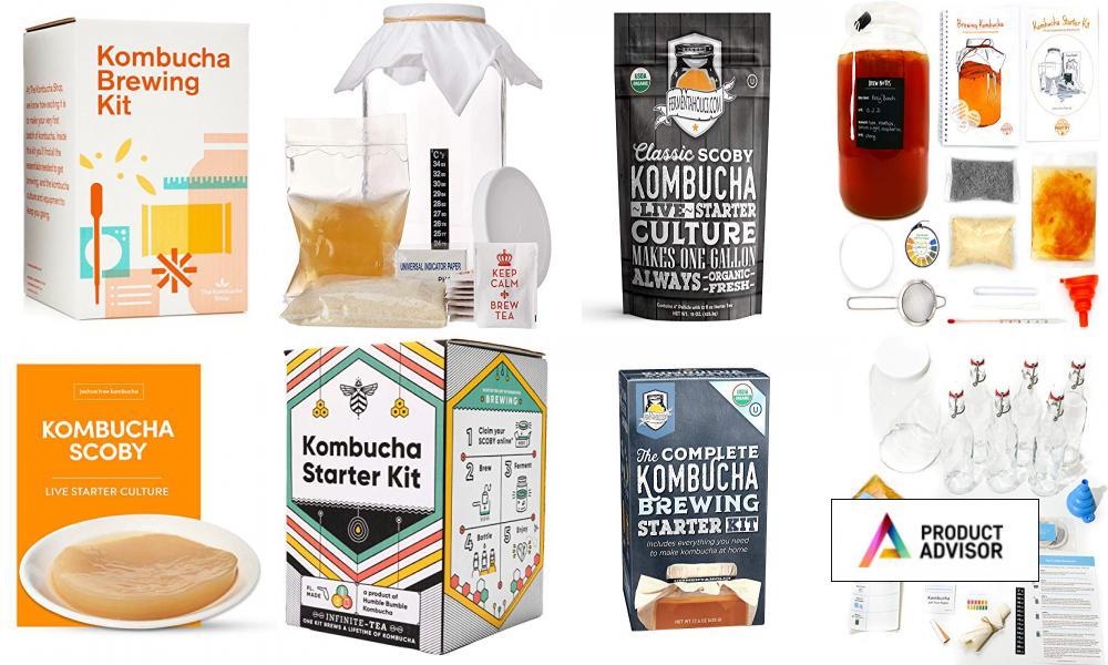 Best Kombucha Starter Kits