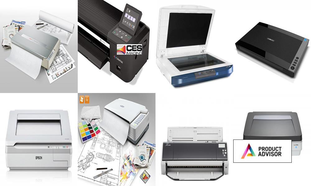 Best Large Format Scanner