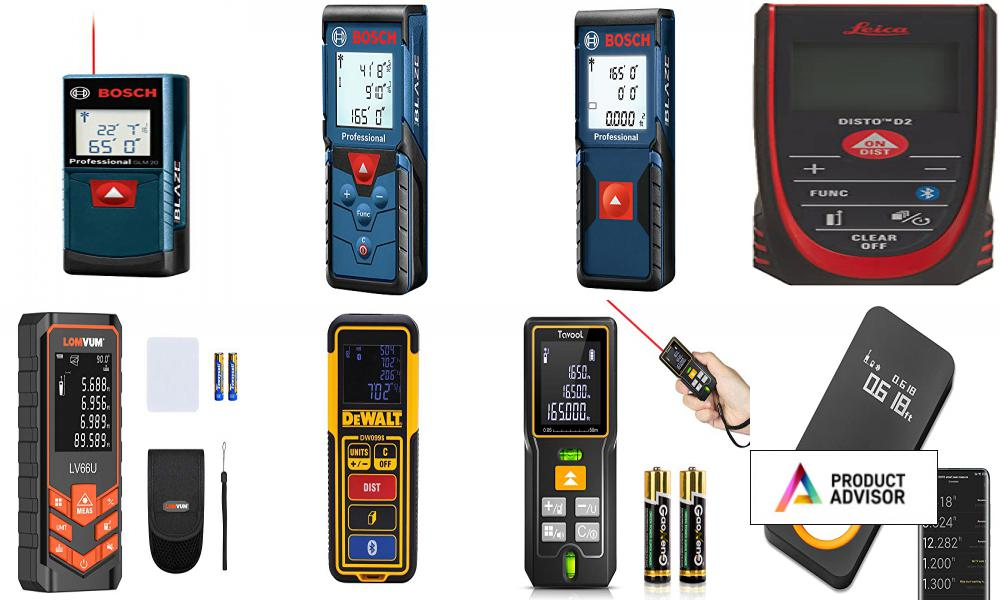 Best Laser Measuring Tools