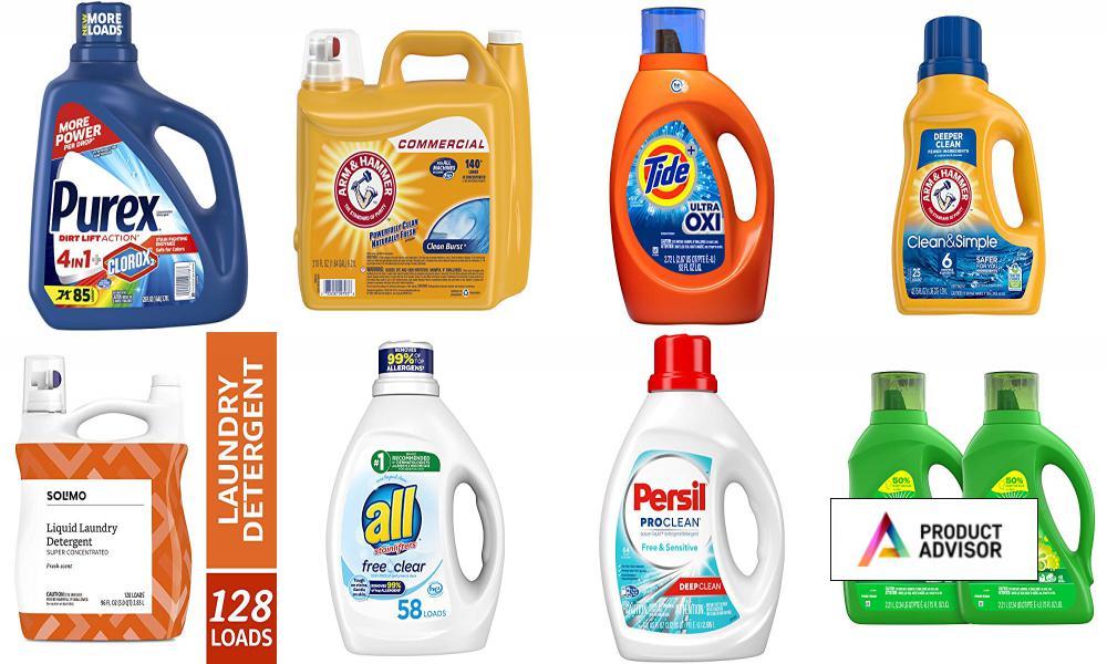 Best Laundry Detergents