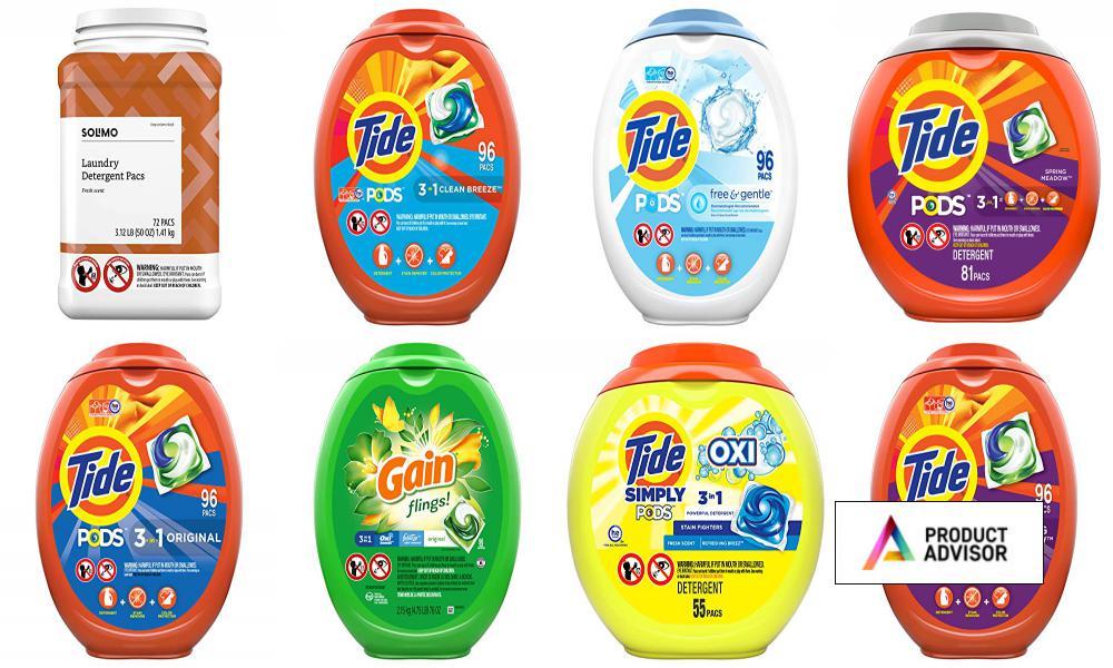 Best Laundry Pods