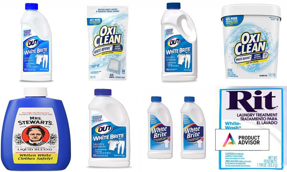 Best Laundry Whiteners