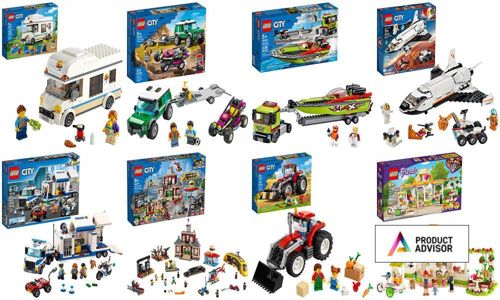 Best Lego City Sets